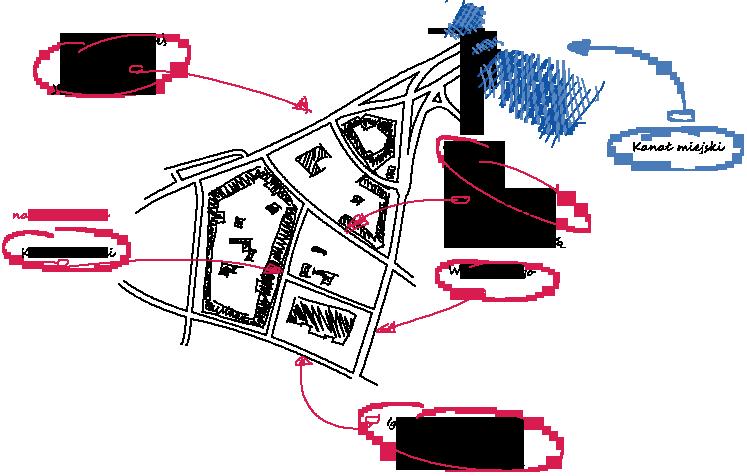 Mapa dojazdu do firmy Crowd Design