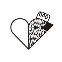 Casalinga - digital art,ilustracja,logo