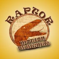 Raptor Motion Designer