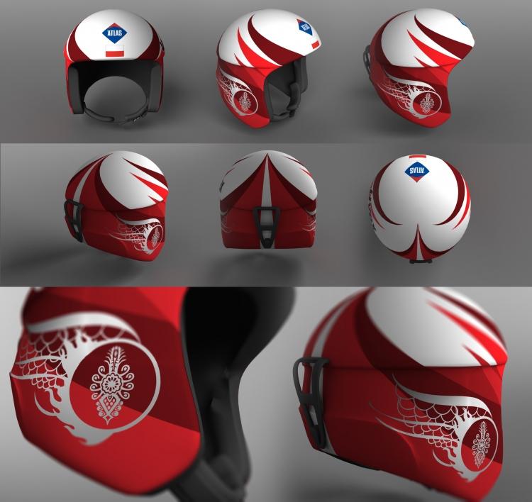 Konkurs graficzny Zaprojektuj kask dla Kamila Stocha