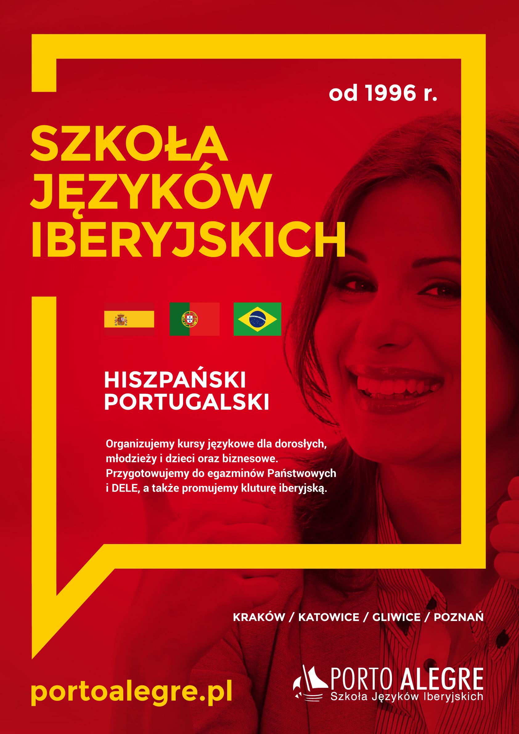 Konkurs Graficzny Plakat Dla Szkoły Języków Iberyjskich