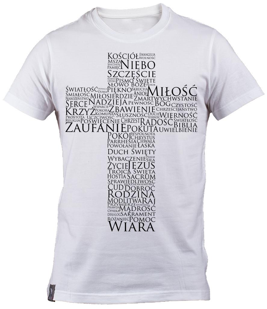 Konkurs graficzny Koszulki o tematyce chrześcijańskiej